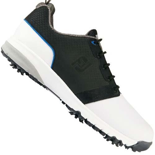 FootJoy Contour Fit GOLF Shoes White - O Dwyers Golf Store ca35de442bb