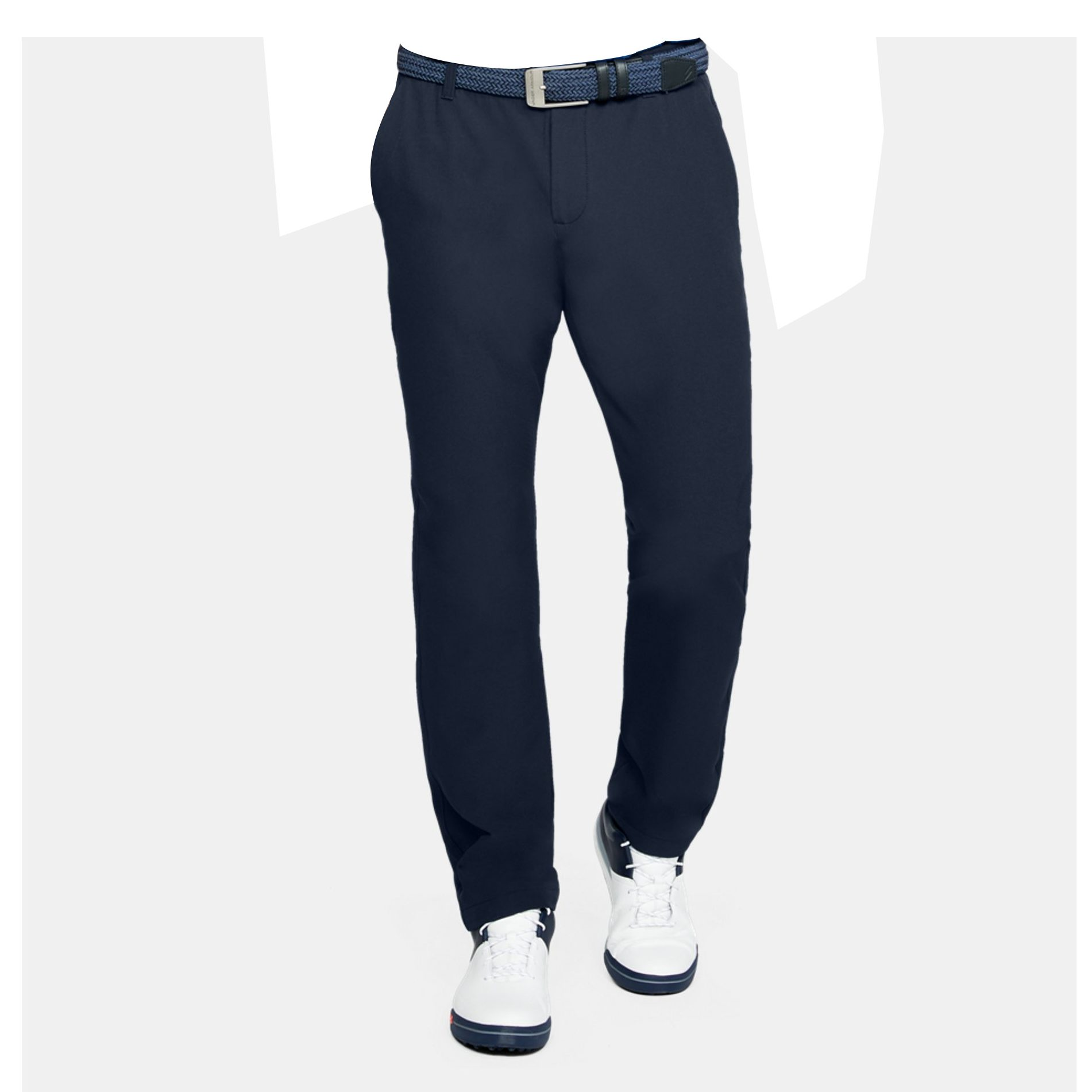 51907e5f93c3d Under Armour ColdGear Infrared Showdown Tapered Trousers Navy - O ...