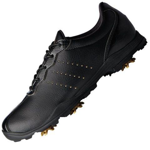 new product 90446 6fa4e Adidas Adipure Ladies golf shoes Black