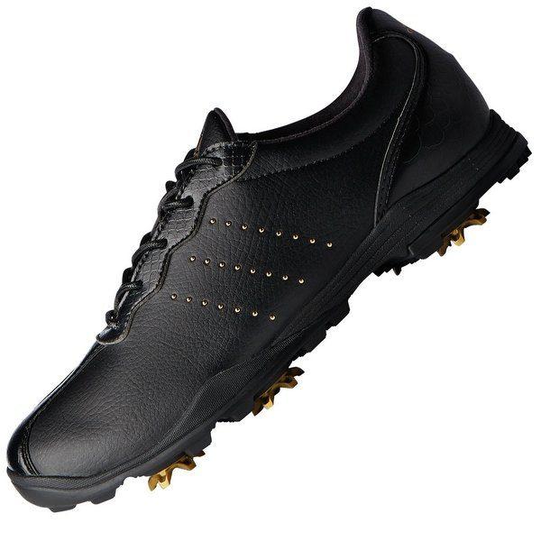 adidas golf shoes black