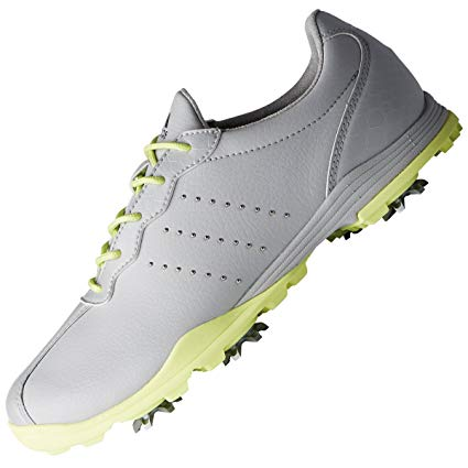 best sneakers 18839 1a3ea Adidas Adipure Ladies golf shoes Grey