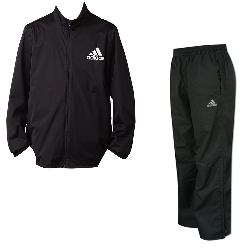 Adidas climastorm junior golf suit o 39 dwyers golf store for Adidas golf rain shirt