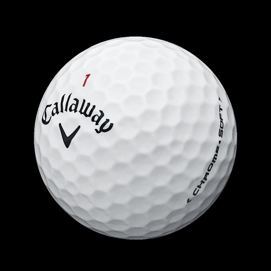 Callaway chrome soft golf balls o dwyers store