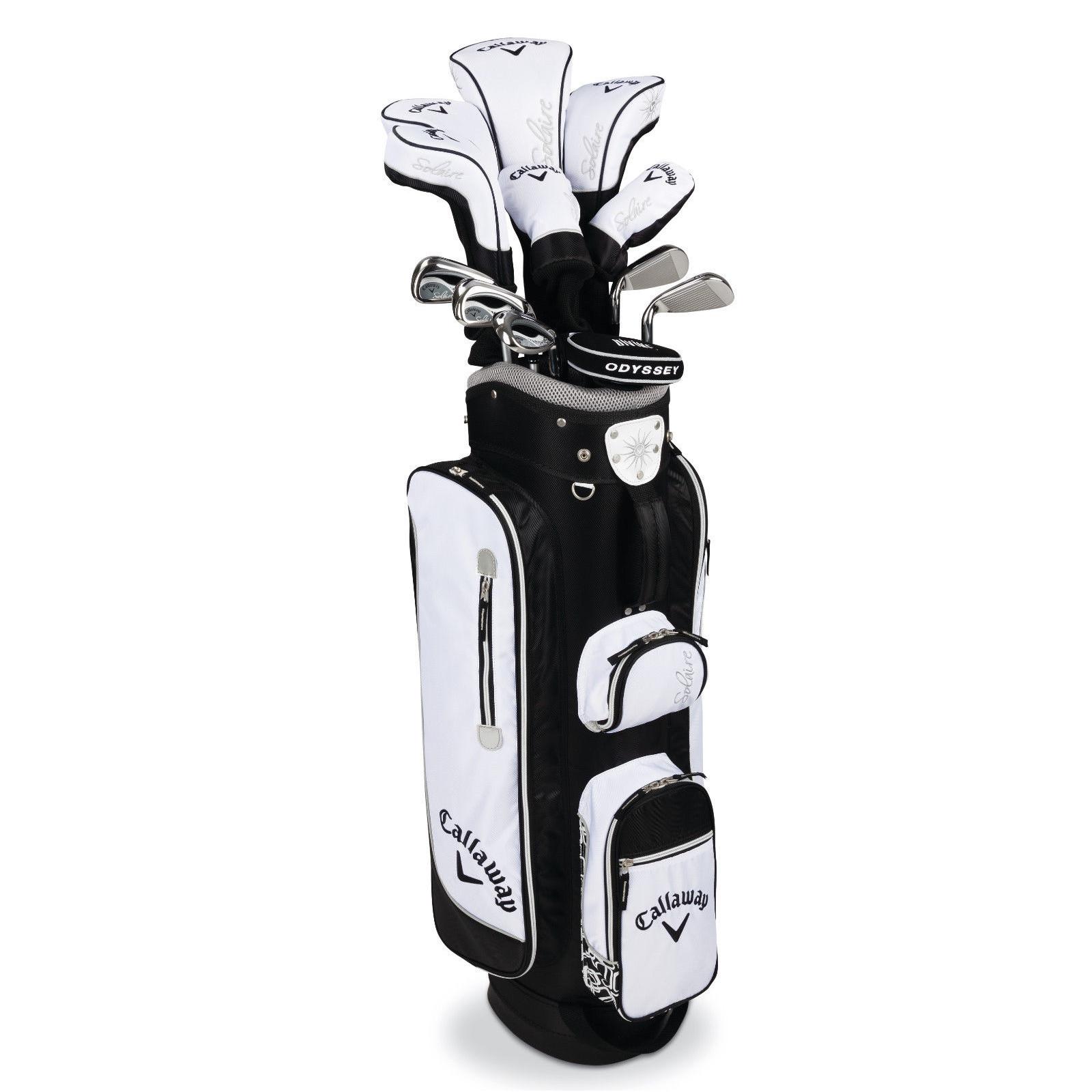 Callaway Solaire Gems 8 Piece Ladies Golf Set 2017 Odwyers Golf Store