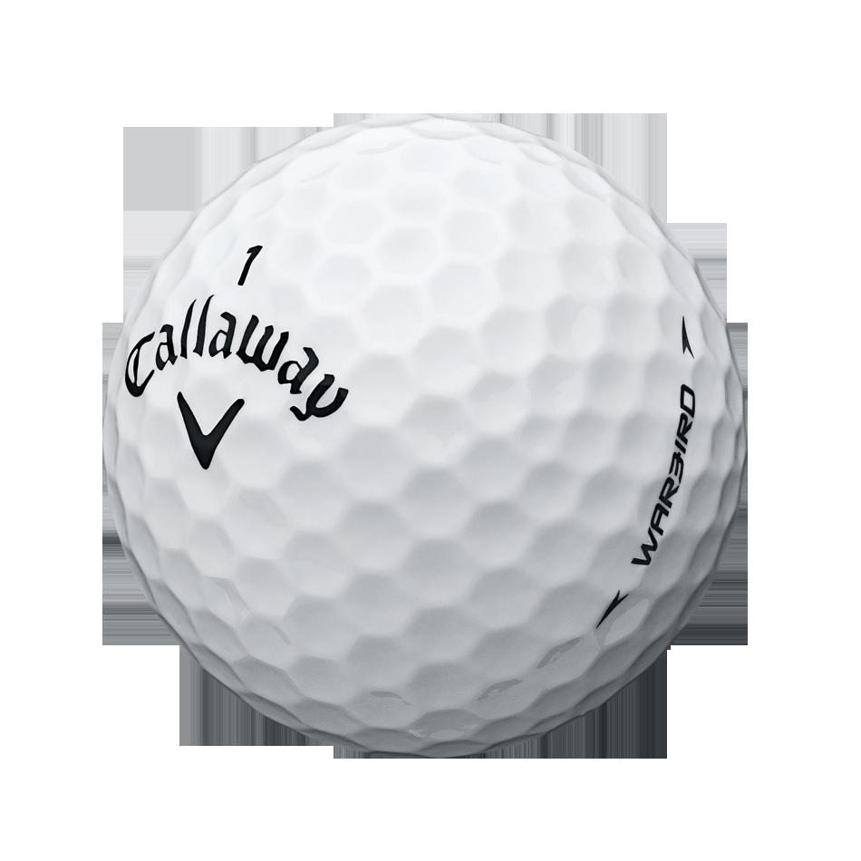 Callaway Warbird Golf Balls White 2017 O Dwyers Golf