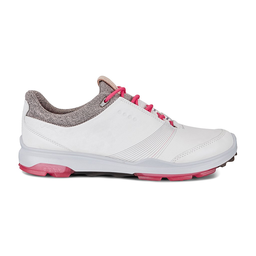 Ecco Yak Leather Golf Shoes