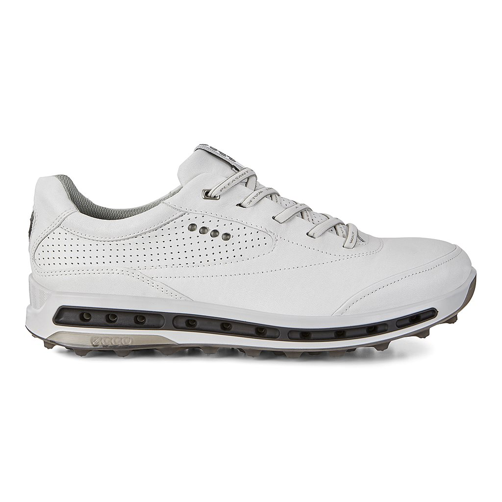 720efceb9817 ECCO Men s GOLF COOL Pro Gore-Tex Shoes White - O Dwyers Golf Store