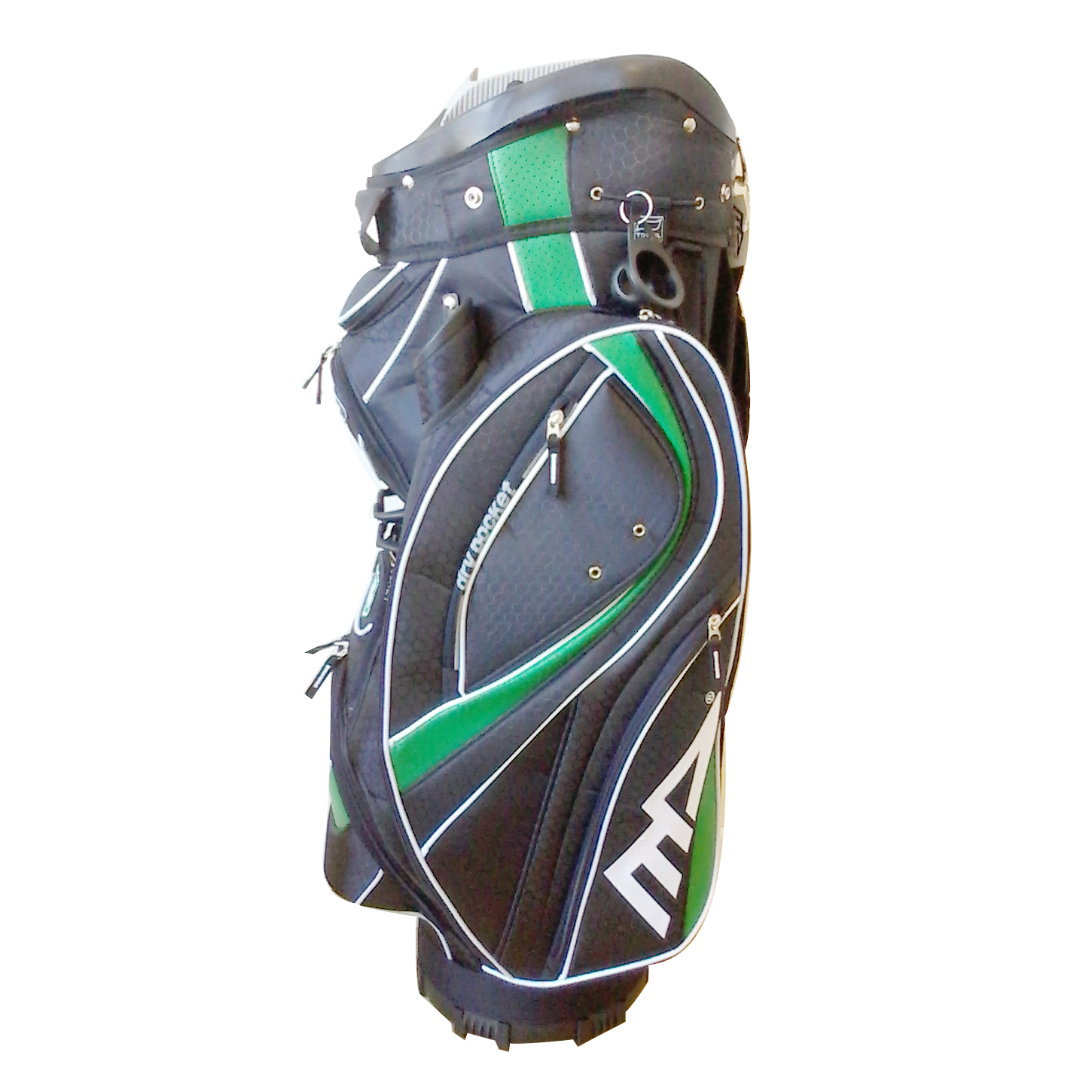 Md Admiral Deluxe Cart Bag 2016 Ireland Edition O Dwyers