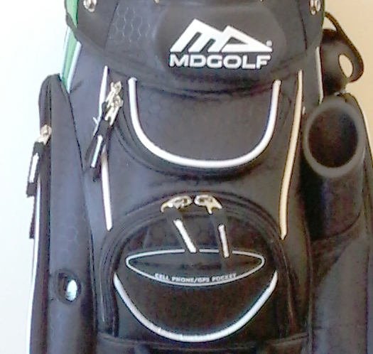 3ffb5e4821 MD ADMIRAL Deluxe Cart Bag Ireland Edition - O Dwyers Golf Store