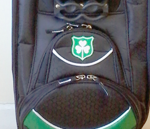 Md Admiral Deluxe Cart Bag Ireland Edition O Dwyers Golf