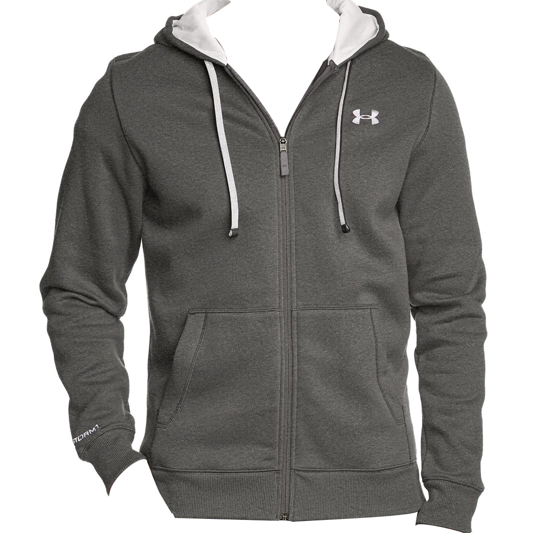 45ae006ce Under Armour Storm Full Zip Hoodie Grey - O'Dwyers Golf Store